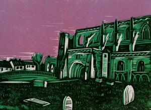abbey purple