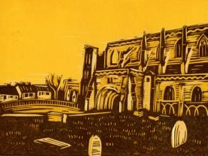 abbey yellow