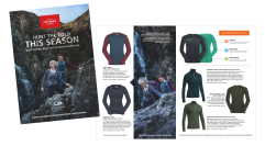 Montane booklet