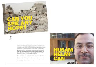 Amnesty Ibternational booklet
