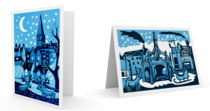 Christmas cards 1 & 2 for 2016