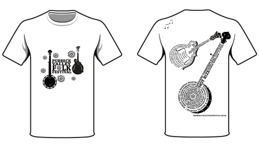 Festival T shirt design