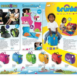 Trunki catalogue layout