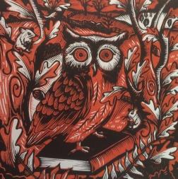 A wise old owl sat in an oak