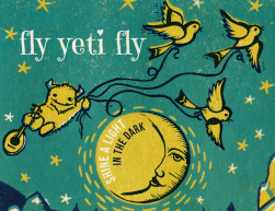 Fly Yeti Fly CD cover