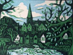 Malmesbury in green