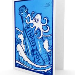 Sea Salt Learning | Thank you card