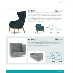 Art working furniture catalogue