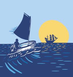 Sea Salt Learning Boats
