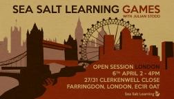 SSL Games Twitter image LONDON