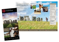 Leaflet layout designs