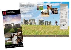 Leaflet layout designs